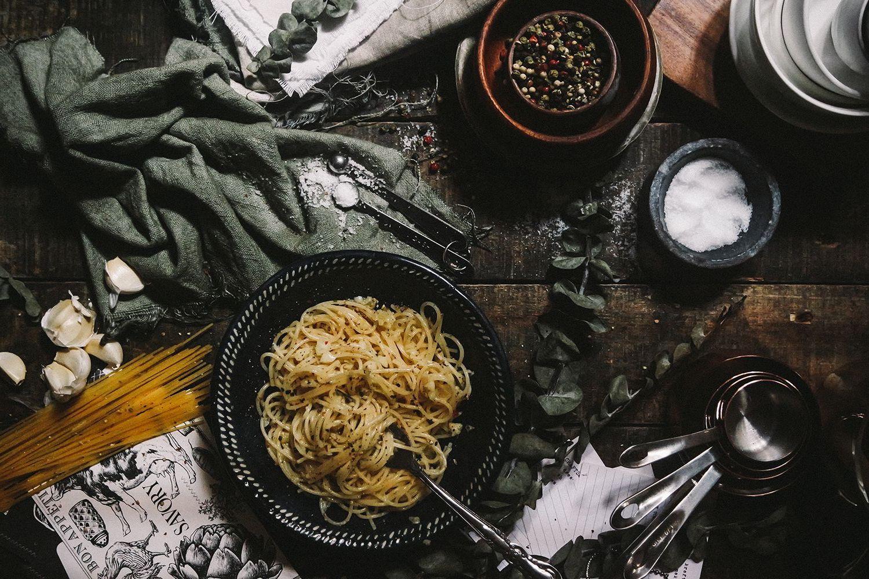 Espagueti Aglio e Olio
