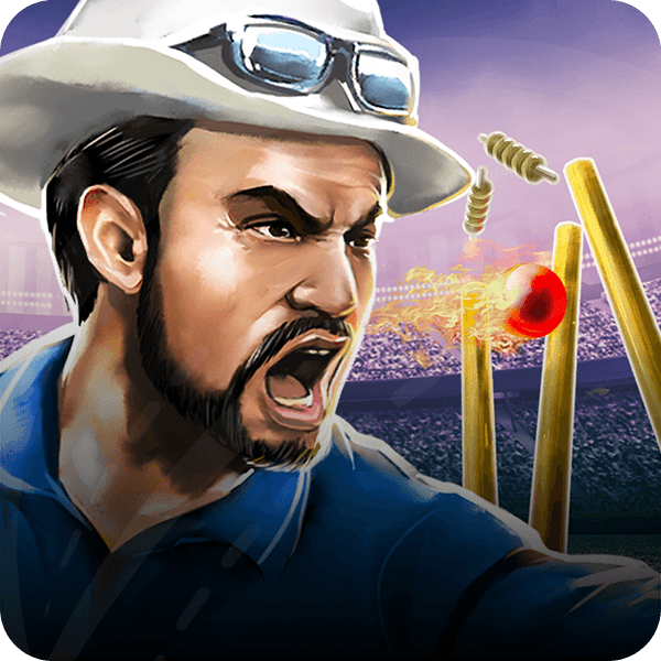 Cricket manager app logo