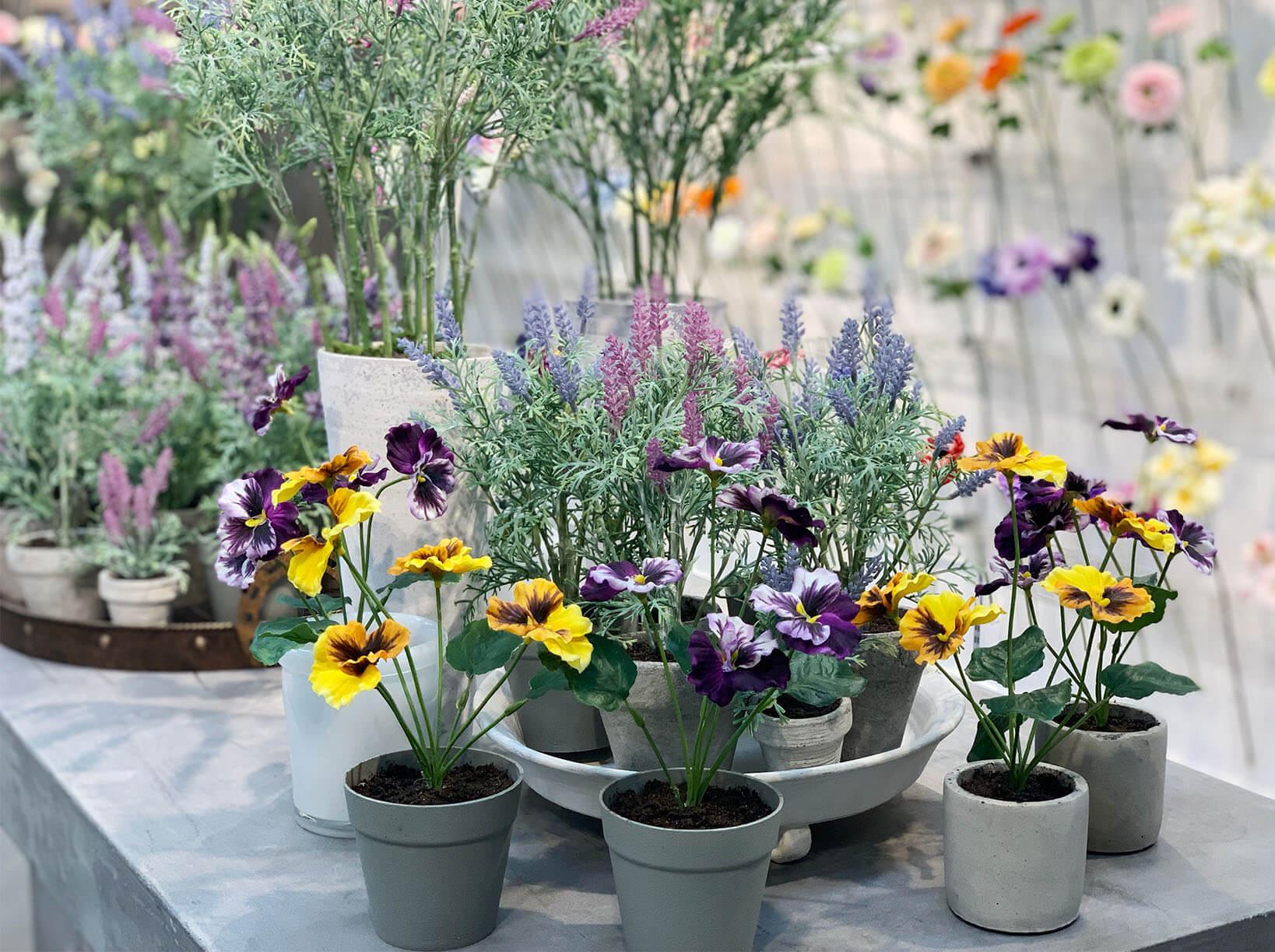NC Gardens Hong Kong Artificial Flowers Carol Chan CEO