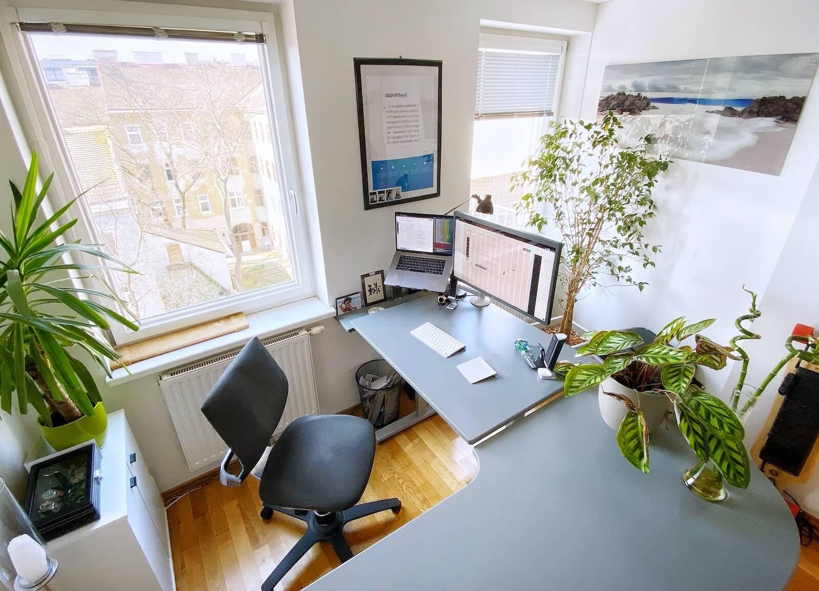 The saismo office