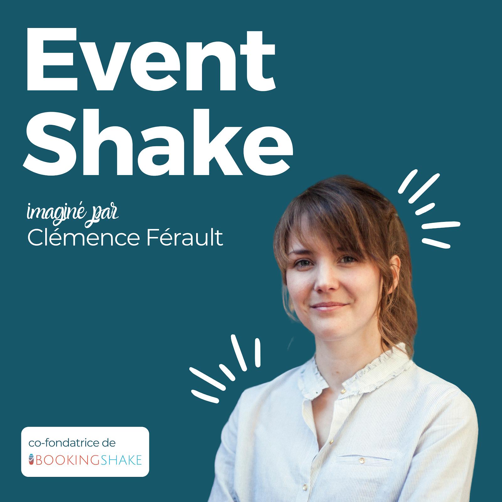 podcast event shake