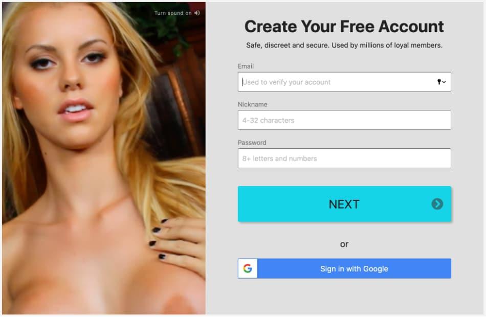 Jerkmate Create Free Account