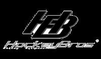 the logo of hockey bros