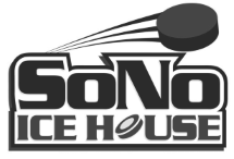 the logo of sono ice house