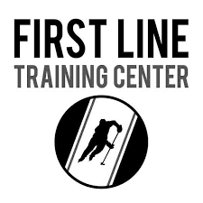 logo of first line training center