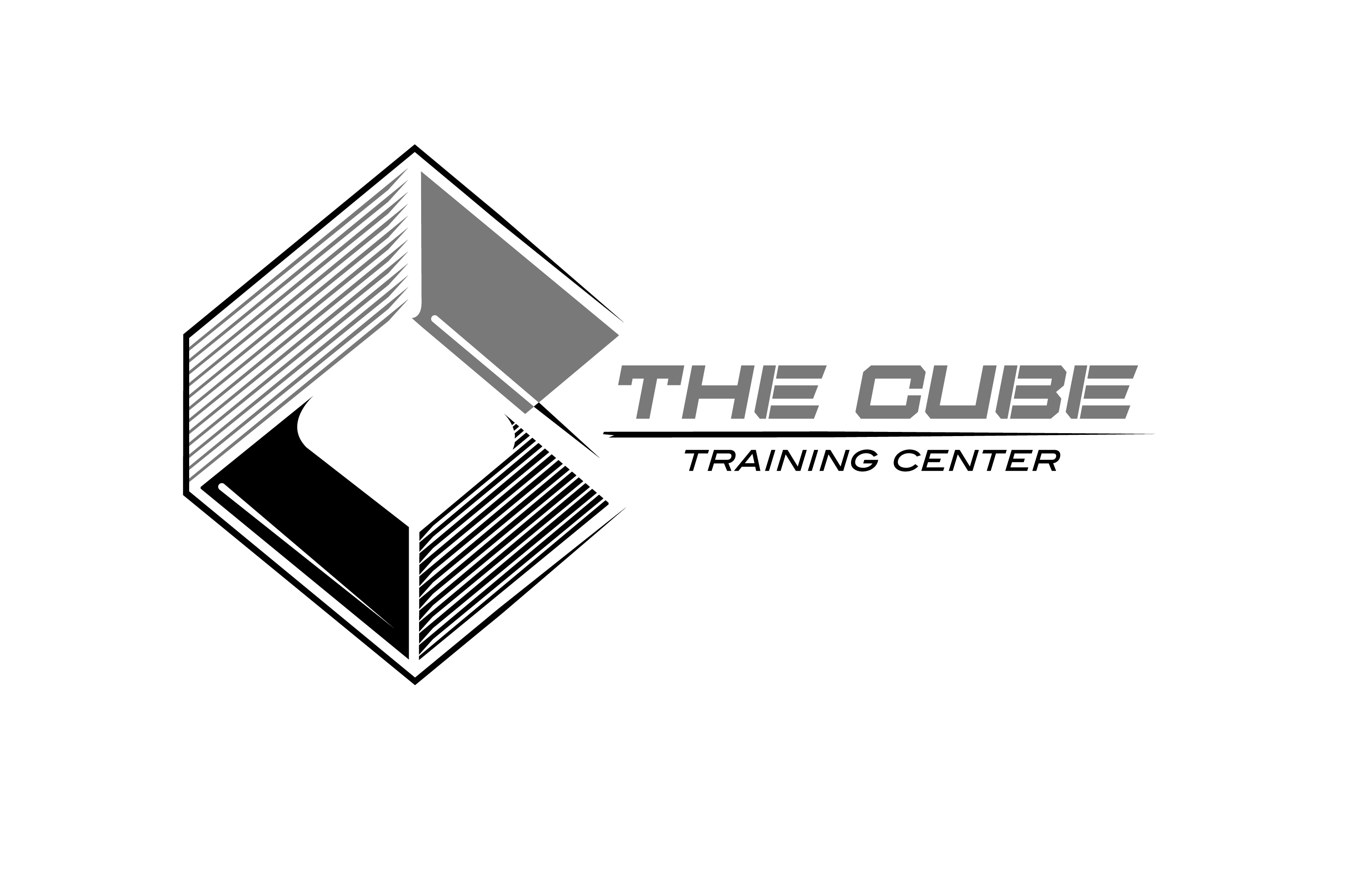 The Cube Training Center logo