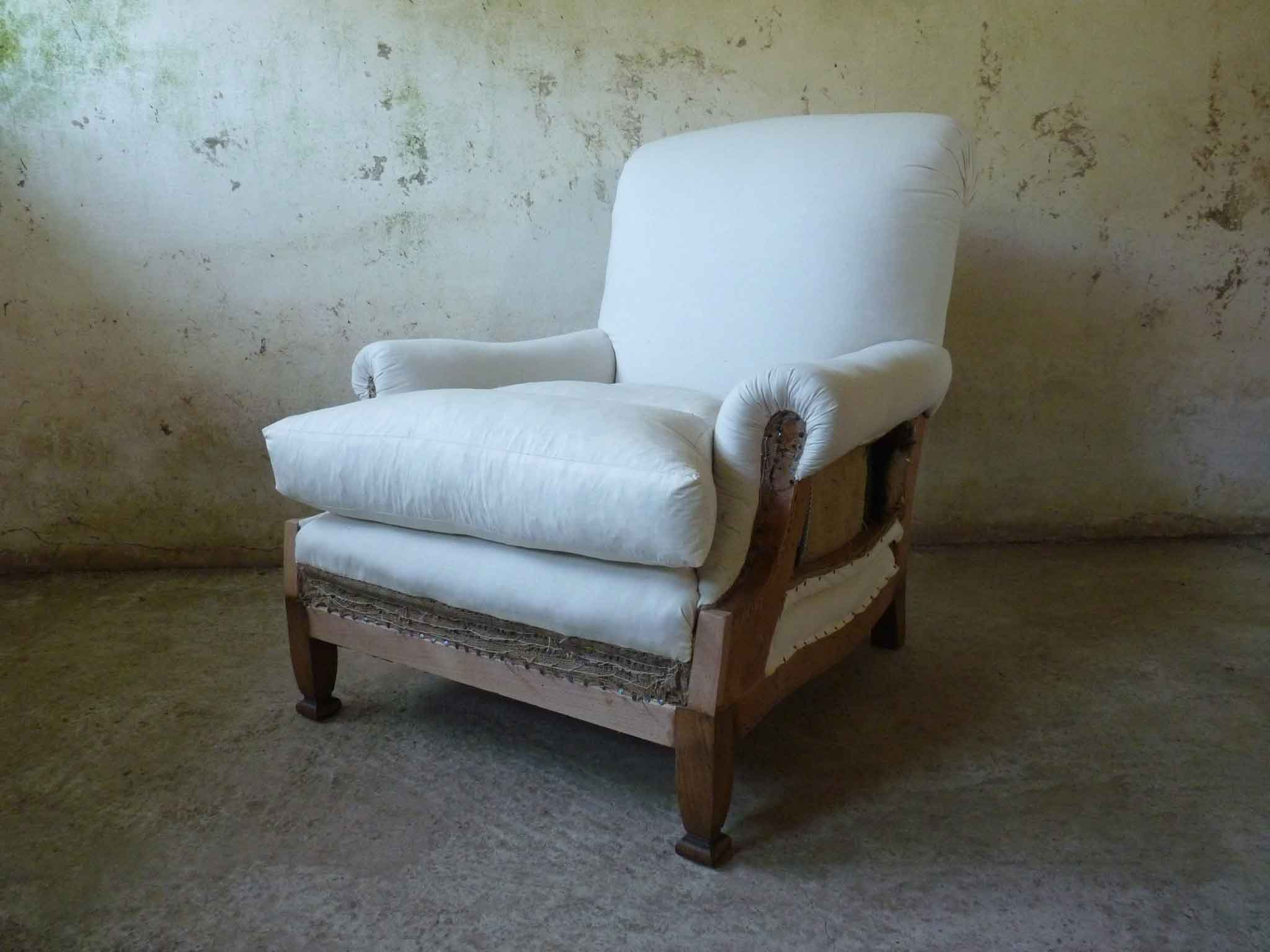 Armchair by William Birch
