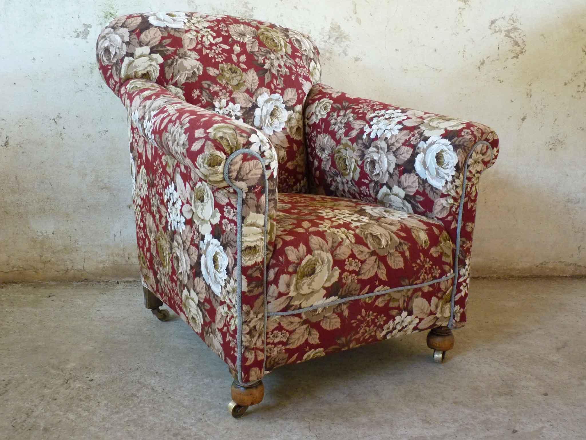 Early 20th century armchair