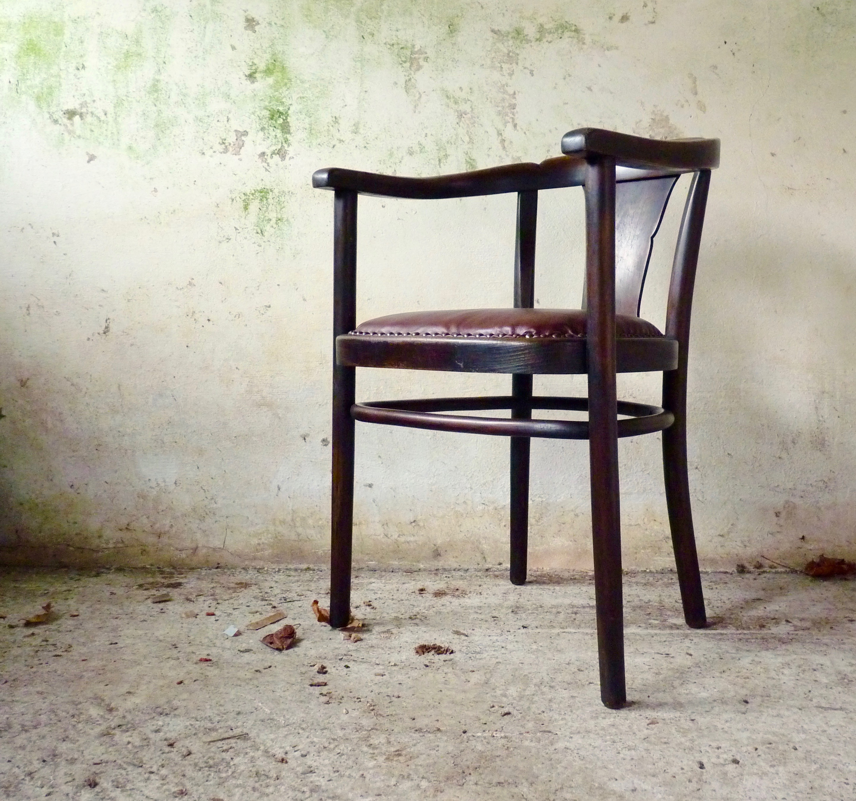 Thonet 506 bentwood elbow chair
