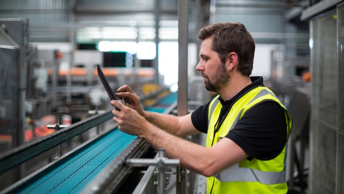 4industry digital manufacturing