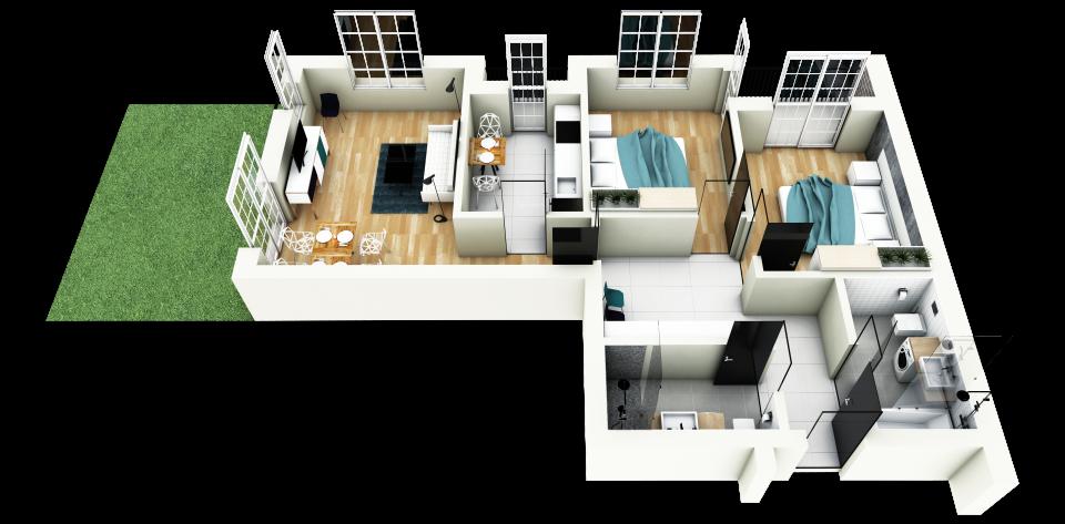 apartament trei camere brasov
