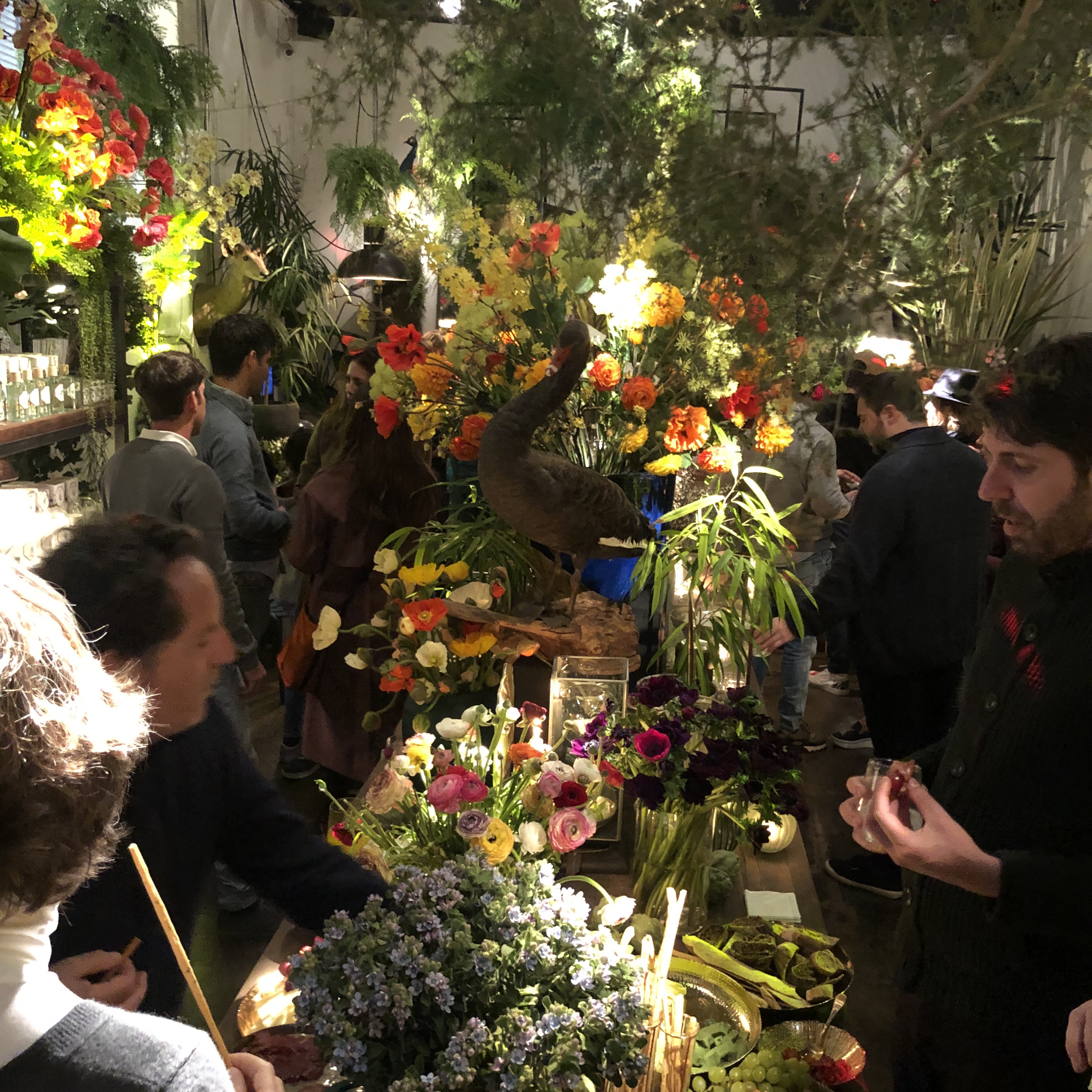 bodas madrid ibiza decoración floral