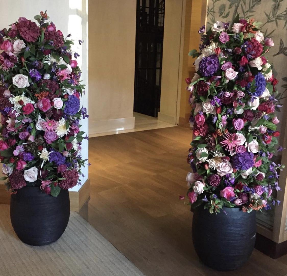 eventos Viktor & Rolf Madrid flores events