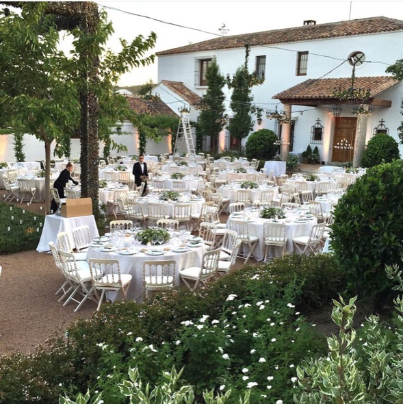 bodas madrid decoración floral