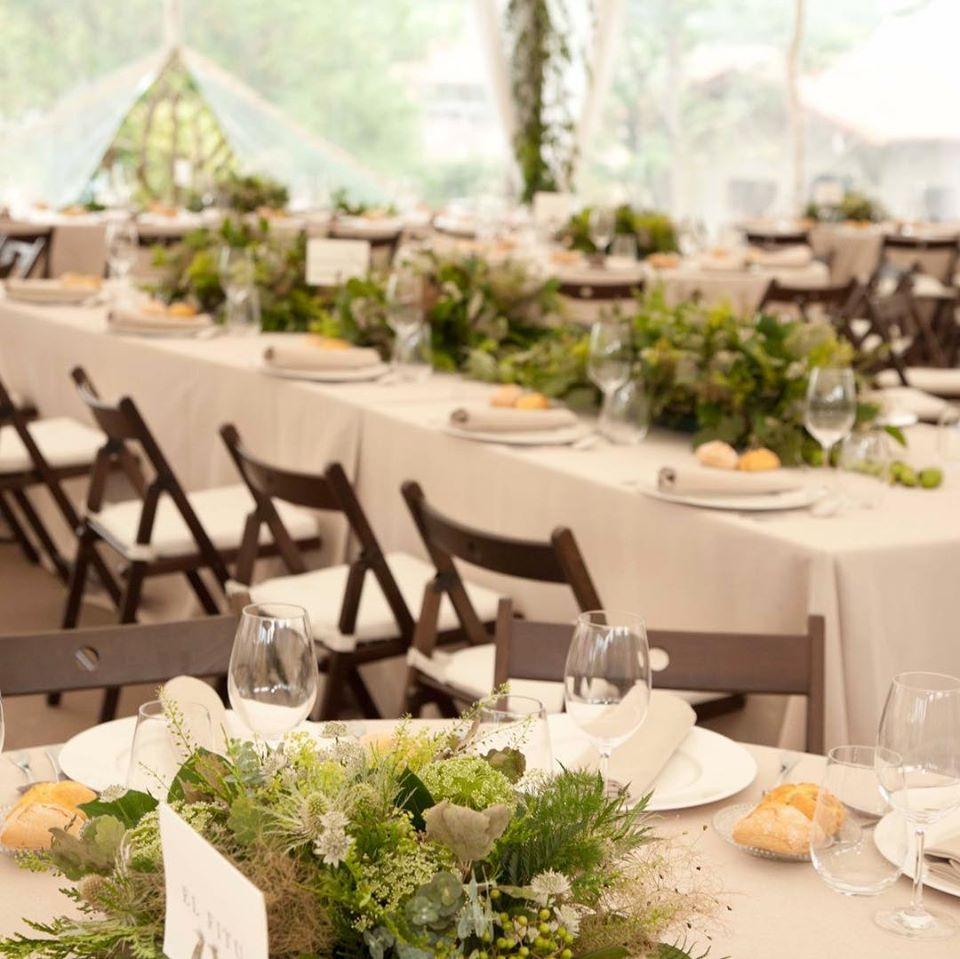 boda decoración floral