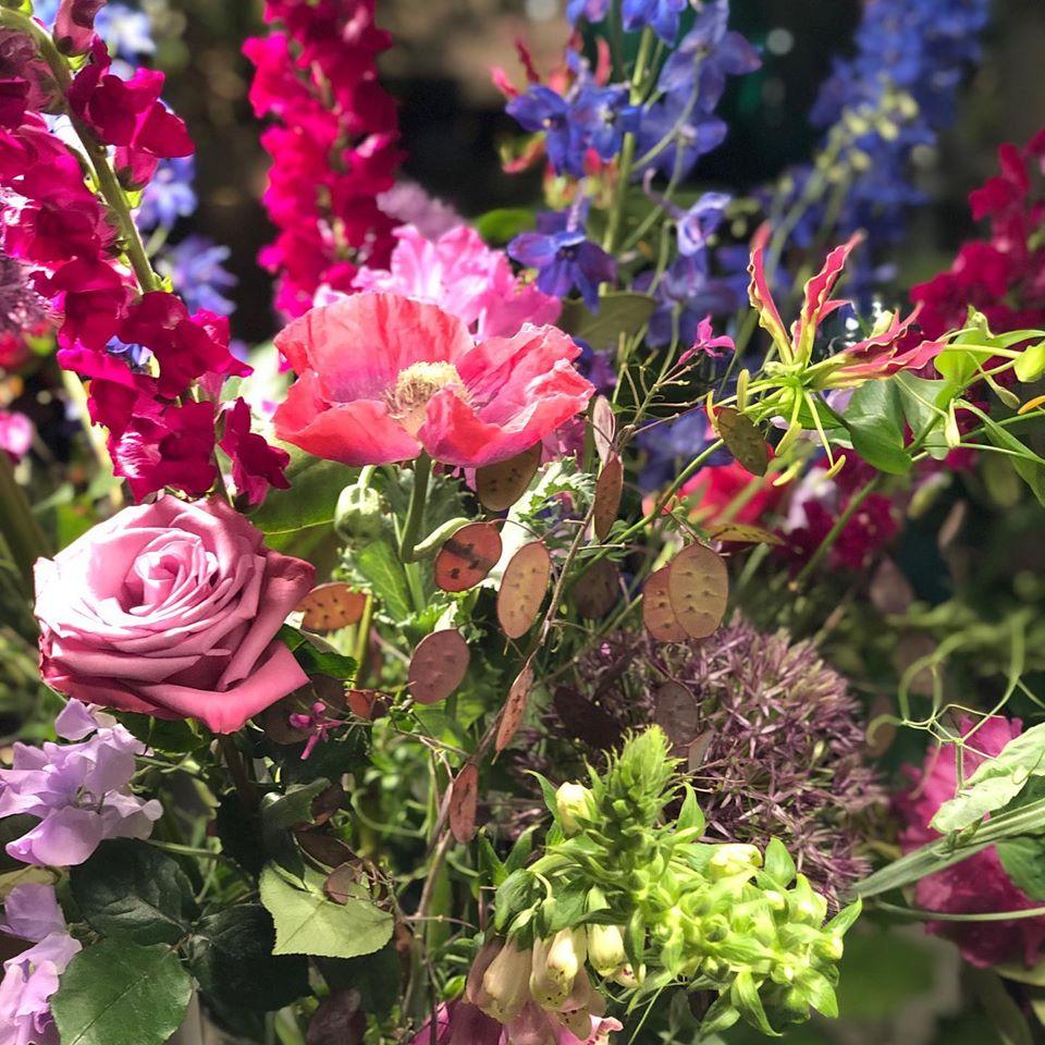 flores eventos madrid