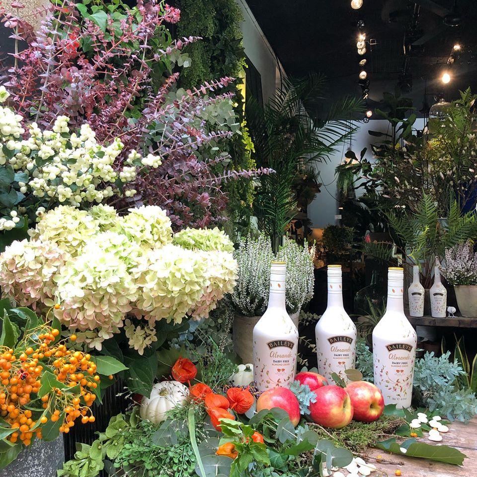 eventos brands bailey madrid flores