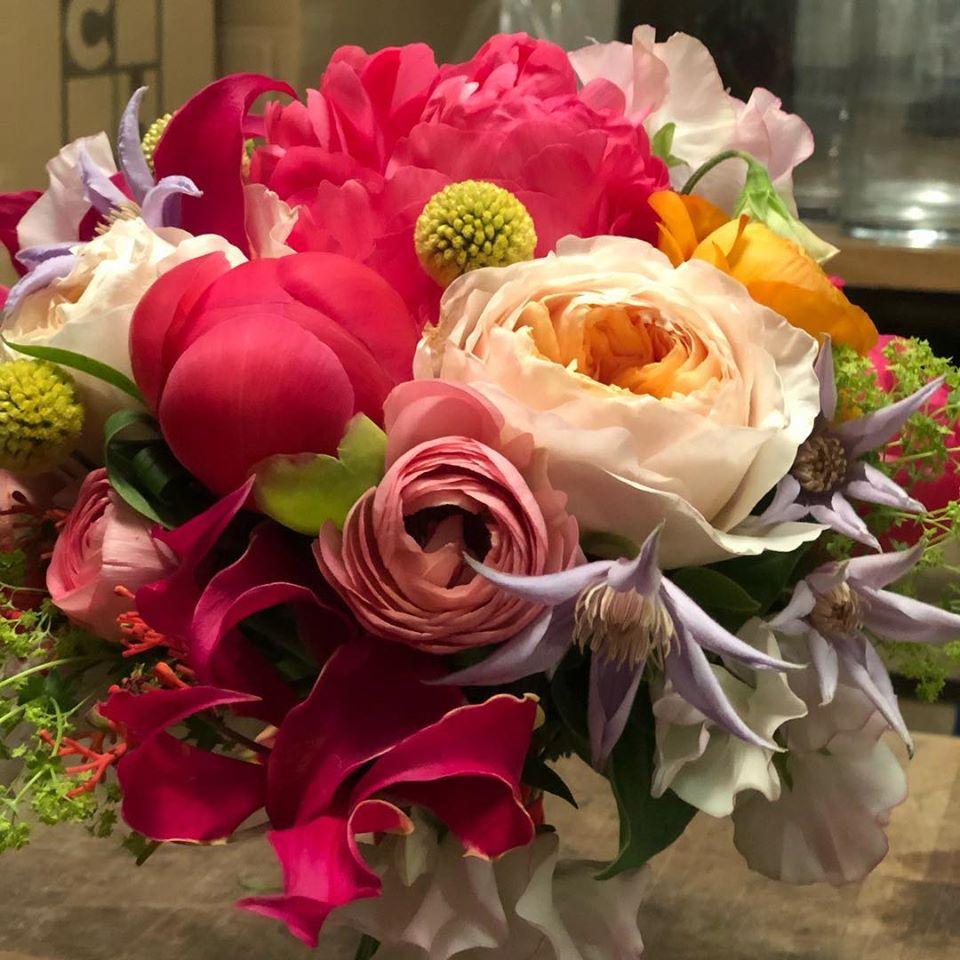 ramo de novia madrid flores boda