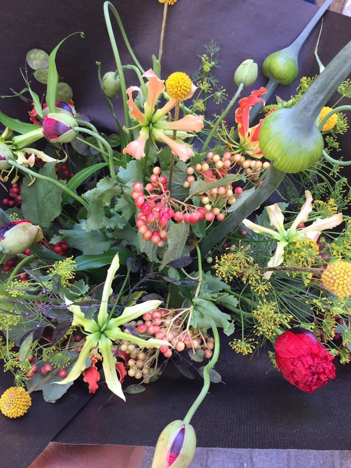 flores bodas eventos