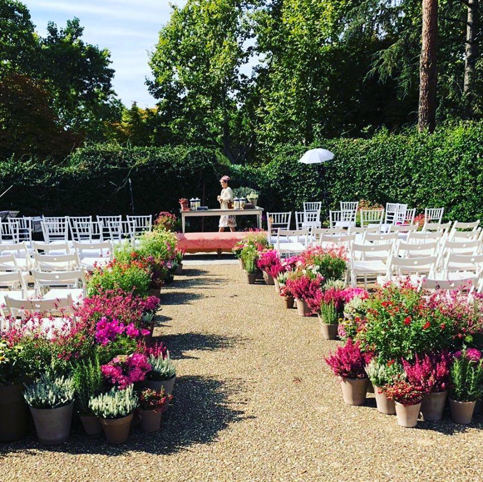 bodas madrid españa flores