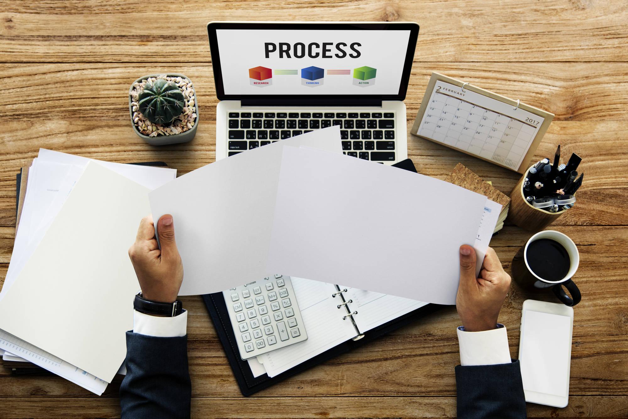 improve business efficiency
