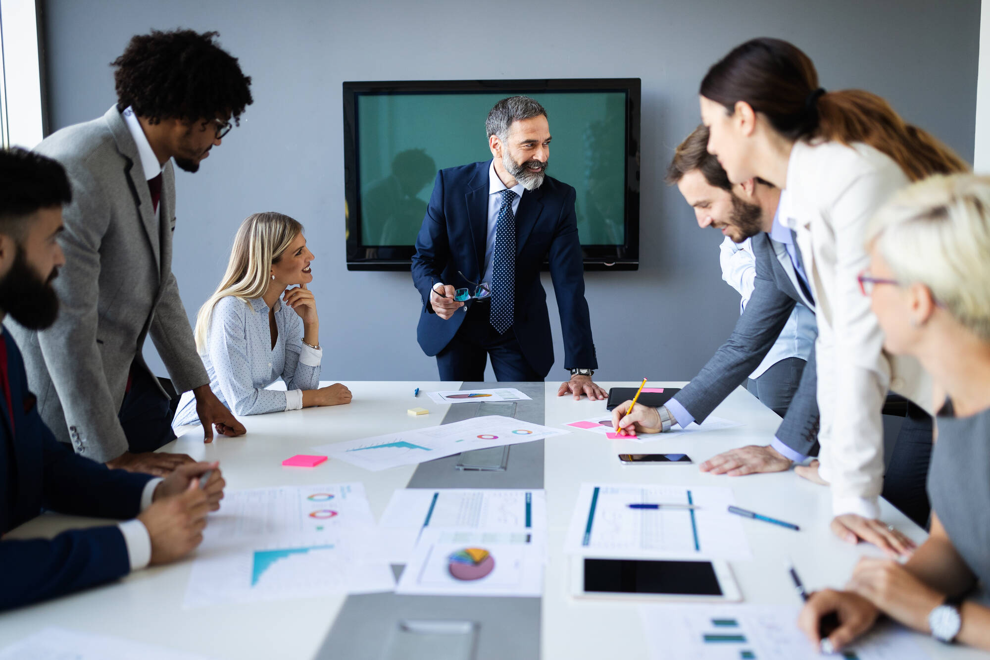 meeting and business planning