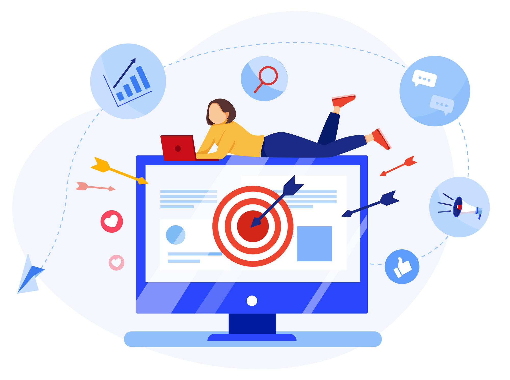 effective targeting with digital marketing