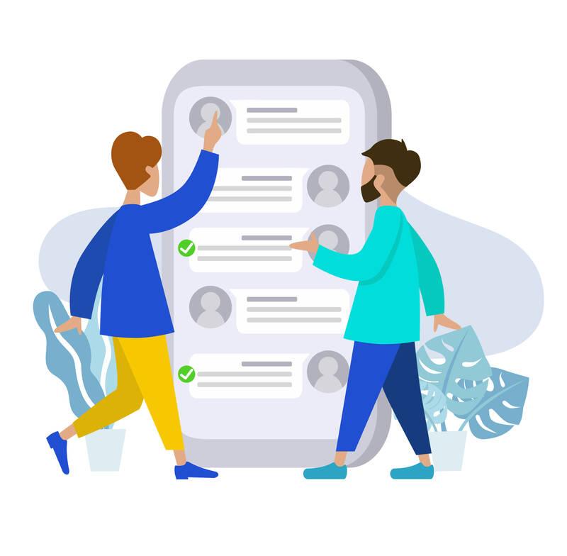manage customer reviews