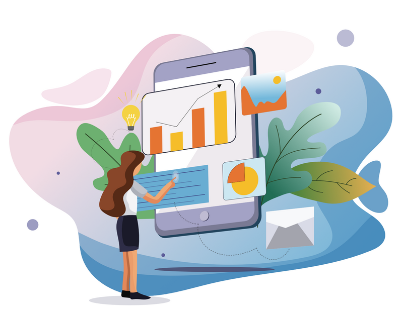 market research and performance tracking