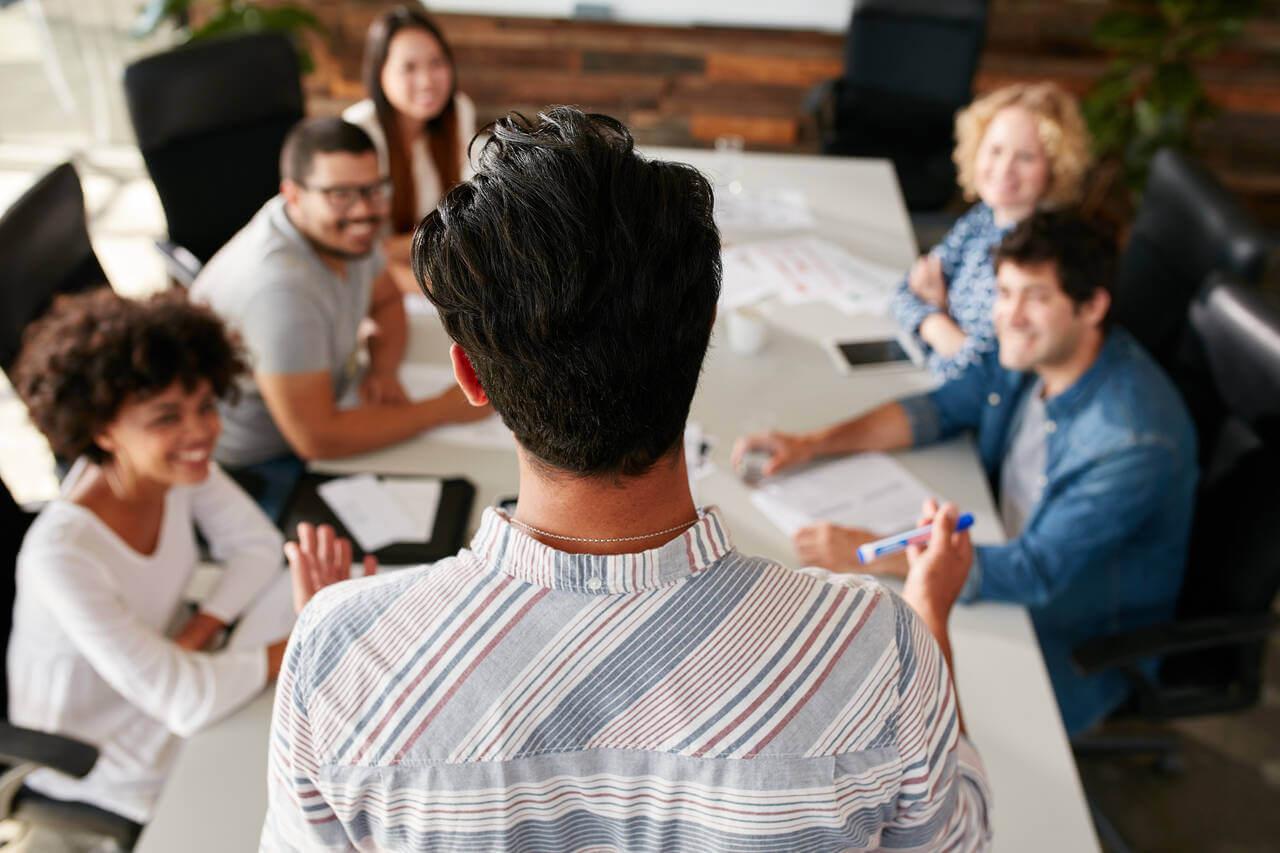 man-explaining-business-ideas-to-colleague