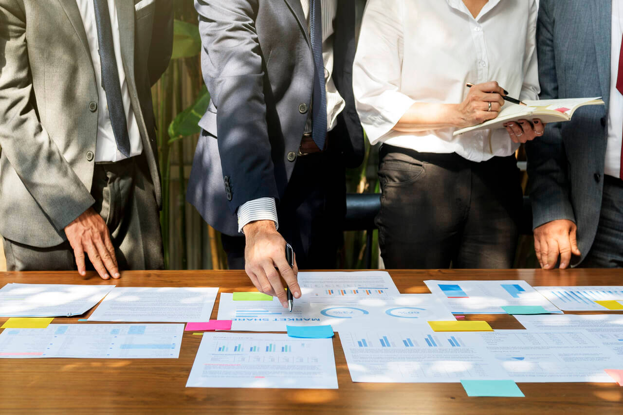 strategy planning for market domination