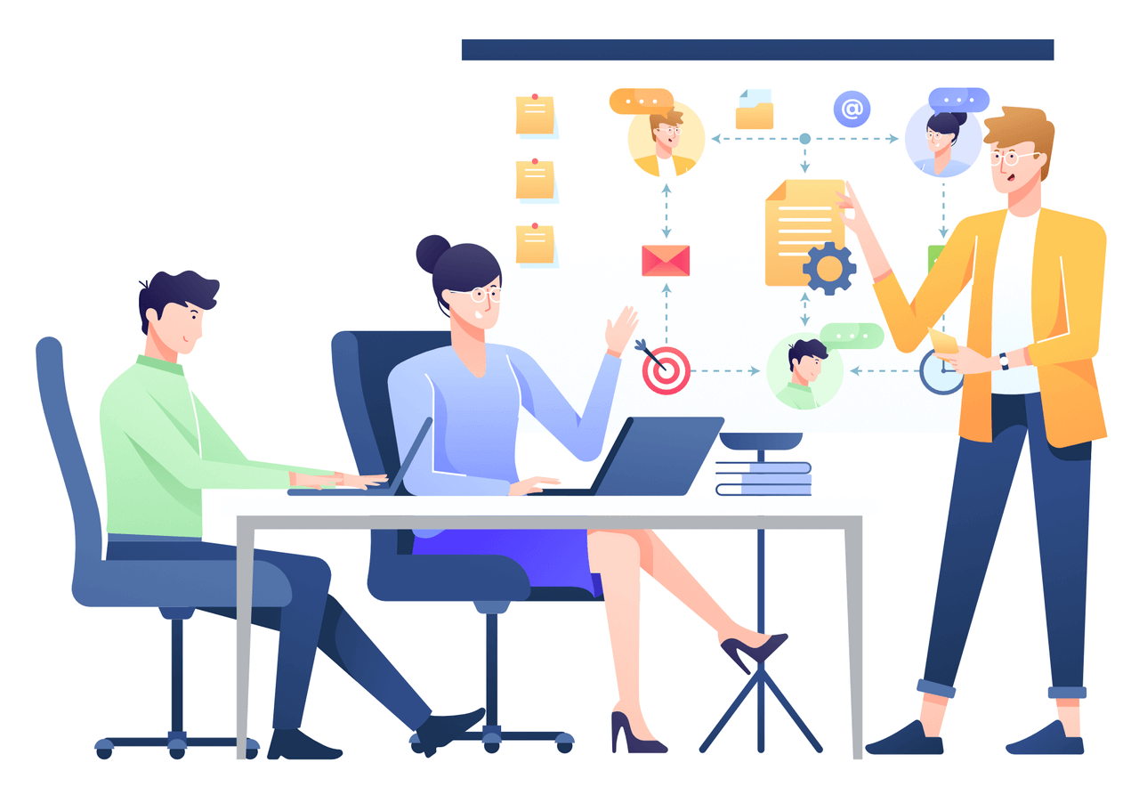 project workflow and strategy plan