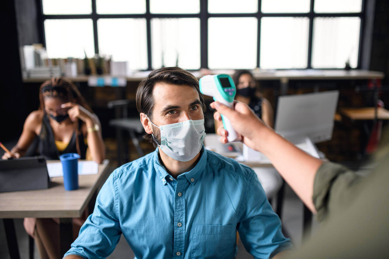 changes at the workplace after the pandemic