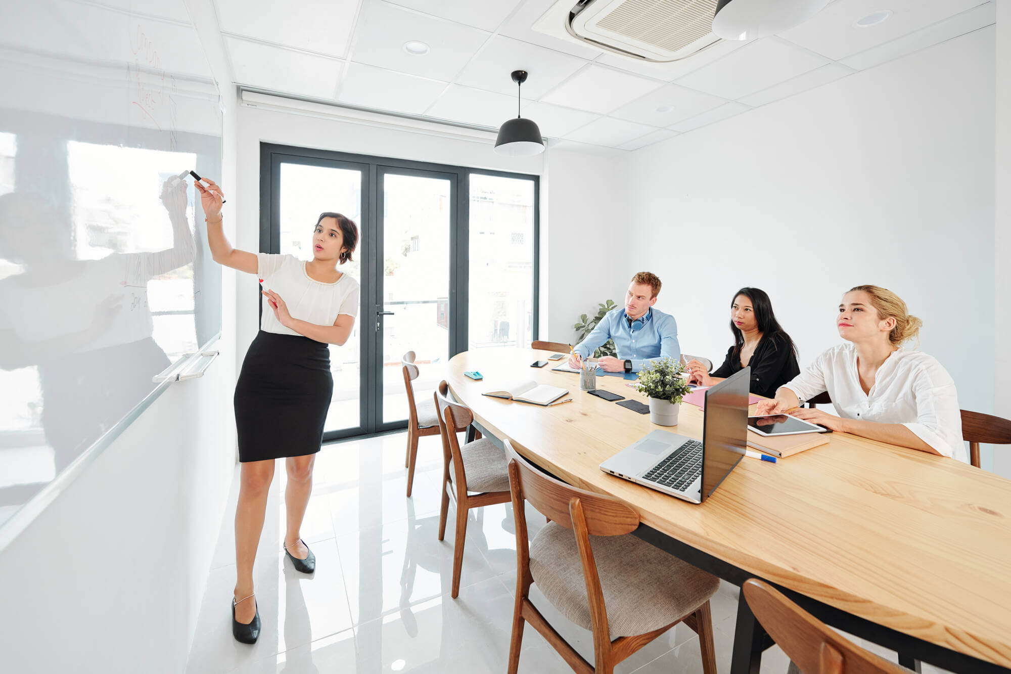 leadership strategies to train team effectively