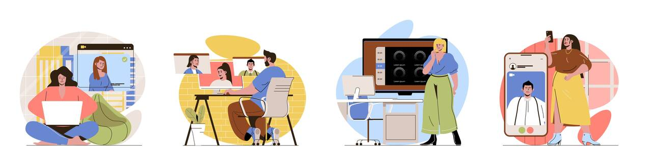 working with remote teams