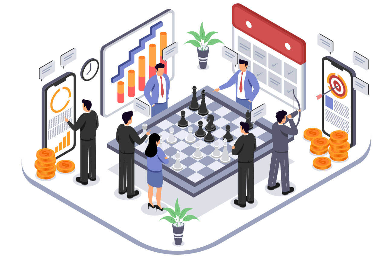business strategy and tactics