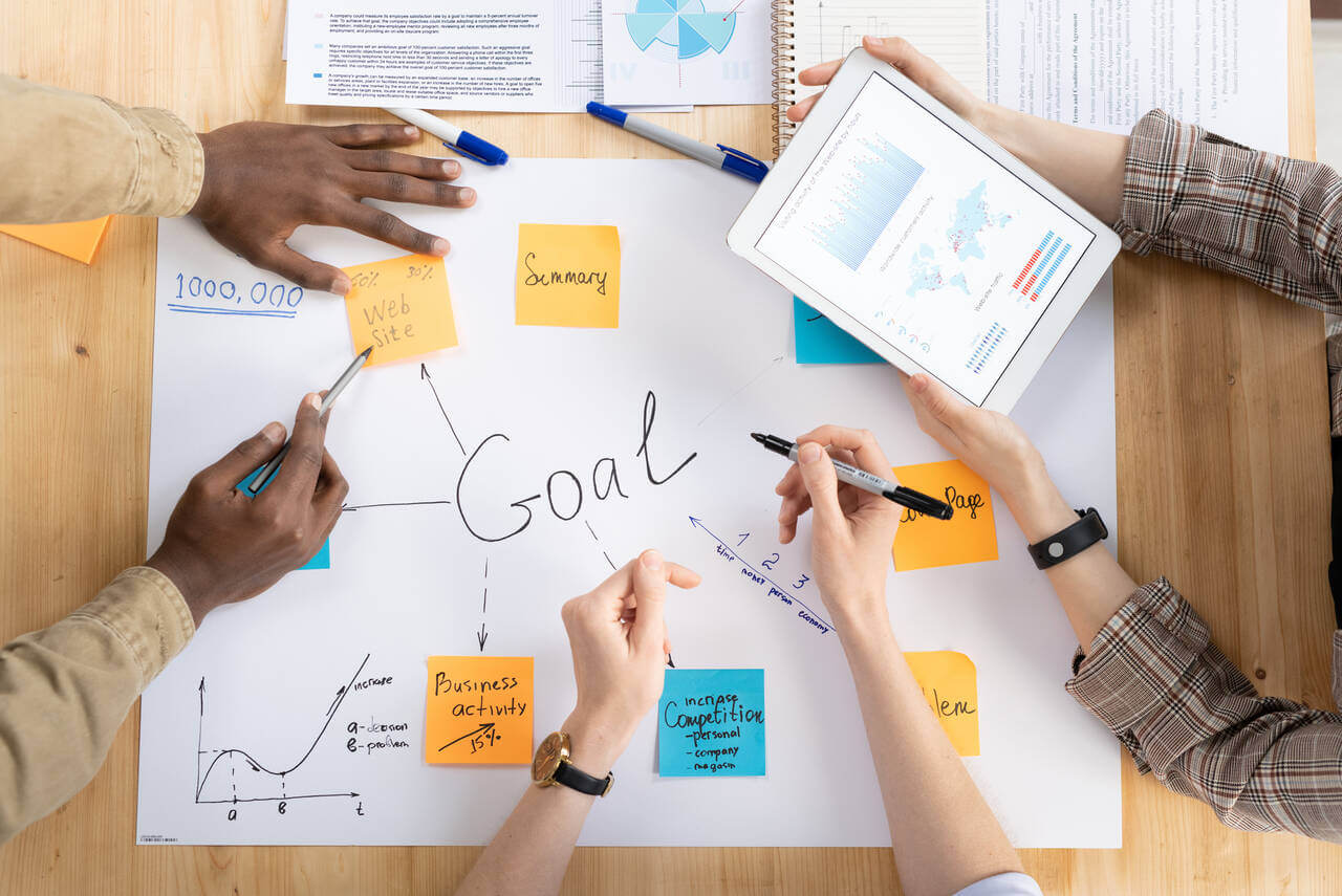 developing a business strategy
