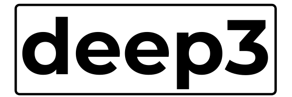 deep3 Logo