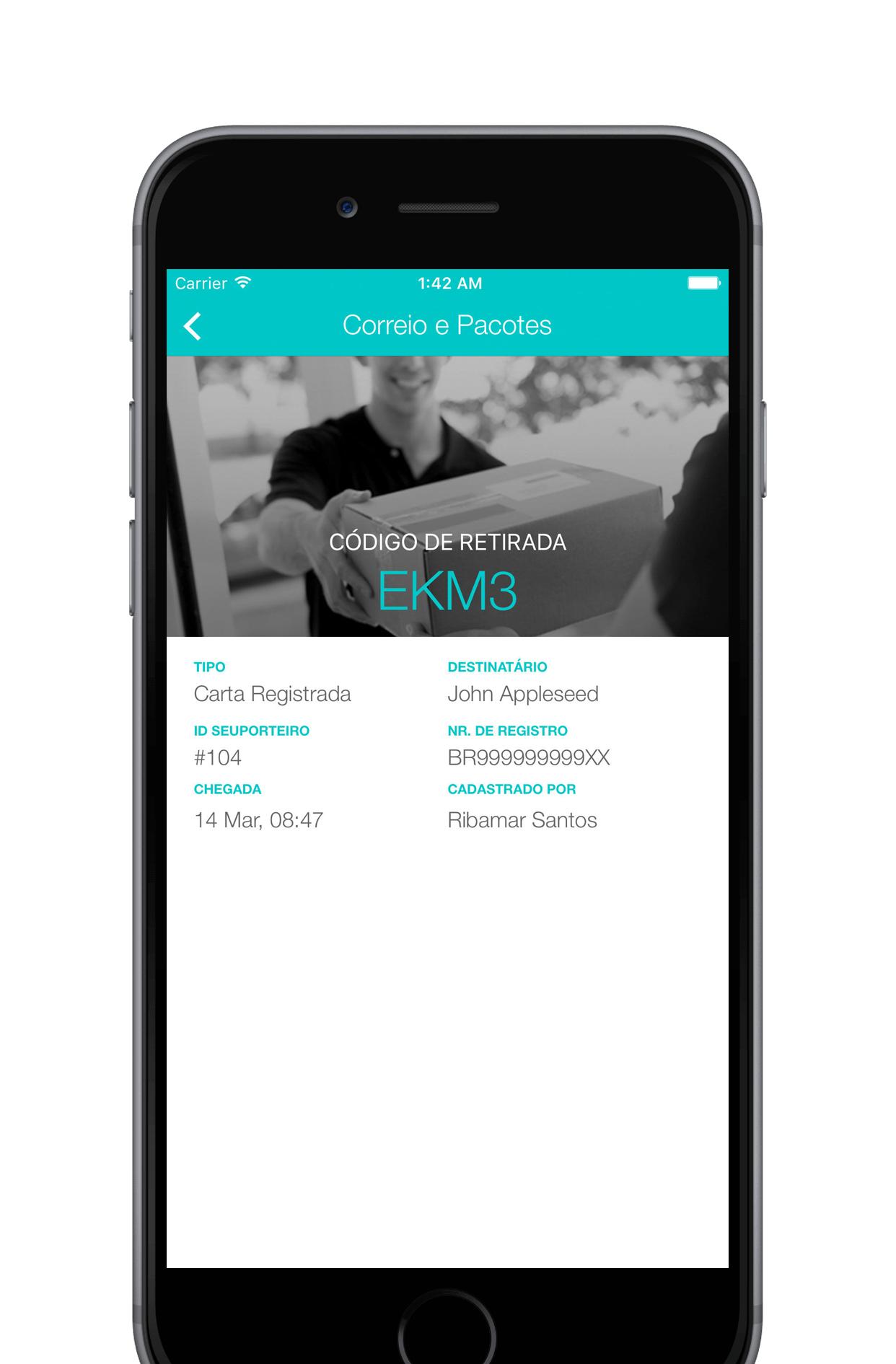 app noknox tela função entregas
