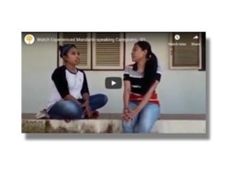 Mandarin-speaking Caregivers