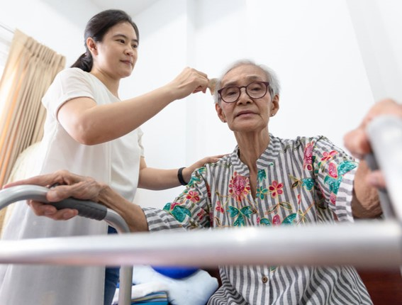 Who is a Live-in Caregiver?