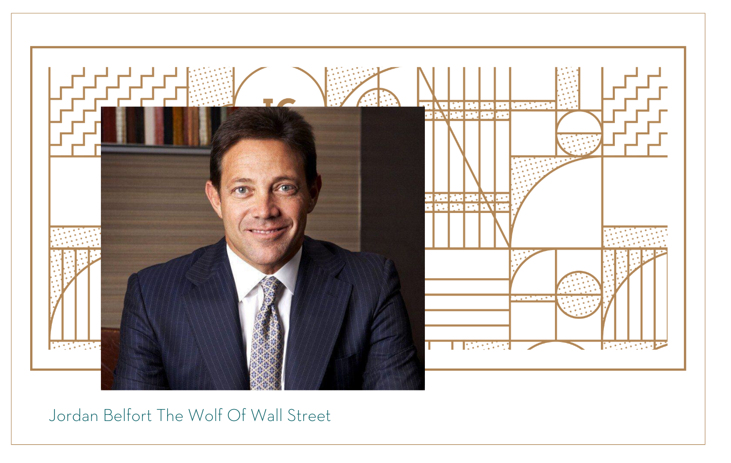 Jordan Belfort The Wolf Of Wall Street