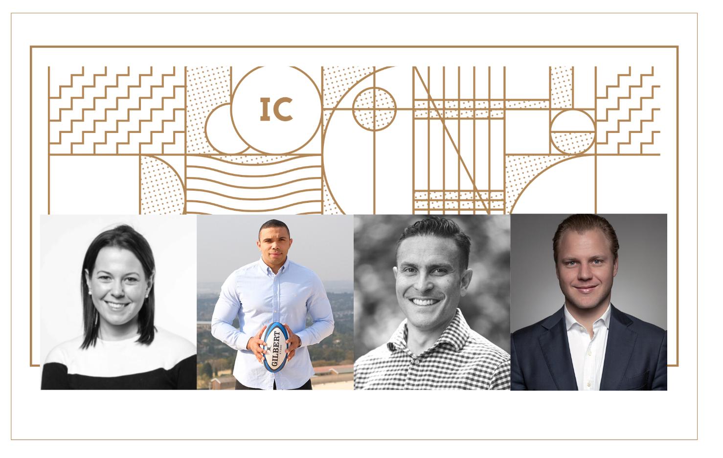Facilitated Introductions - Introducing Jodi Neuhauser, Bryan Habana, Jedd Myers, and Edward Lepine Williams