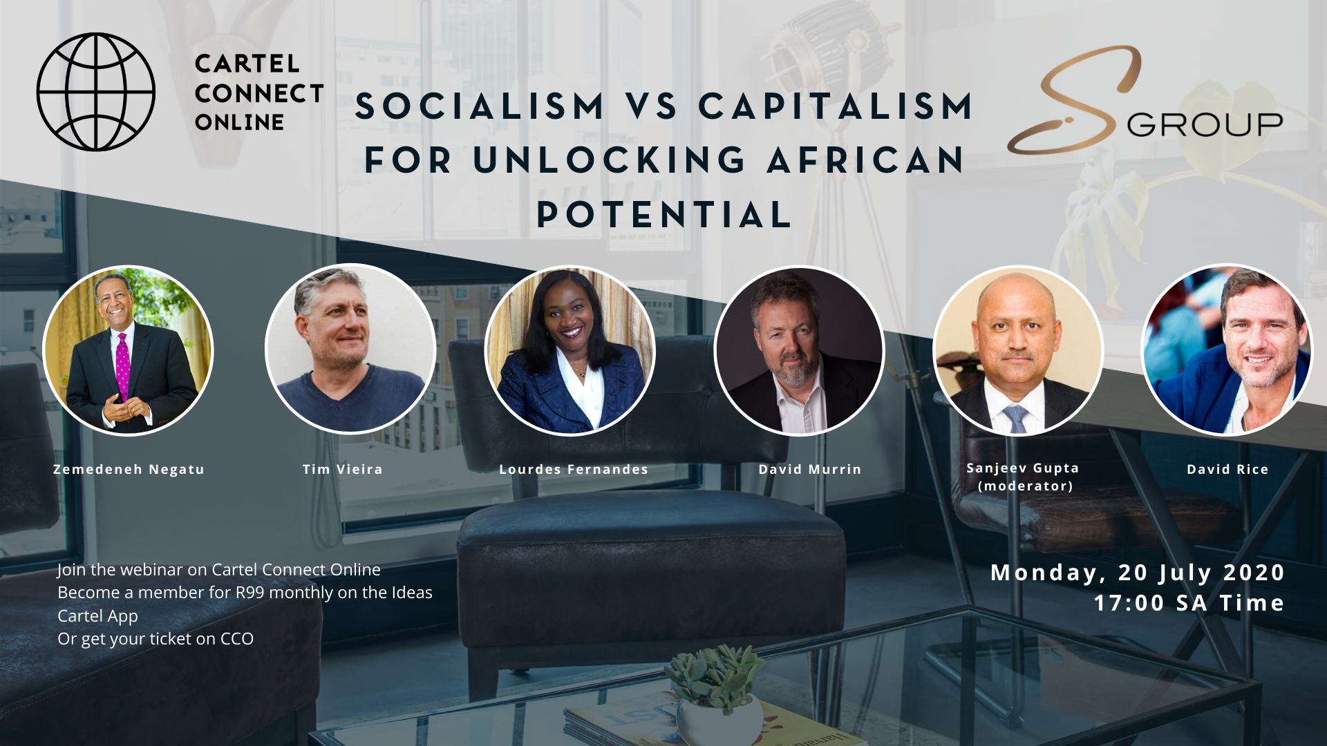 Socialism VS Capitalism for Unlocking African Potential -