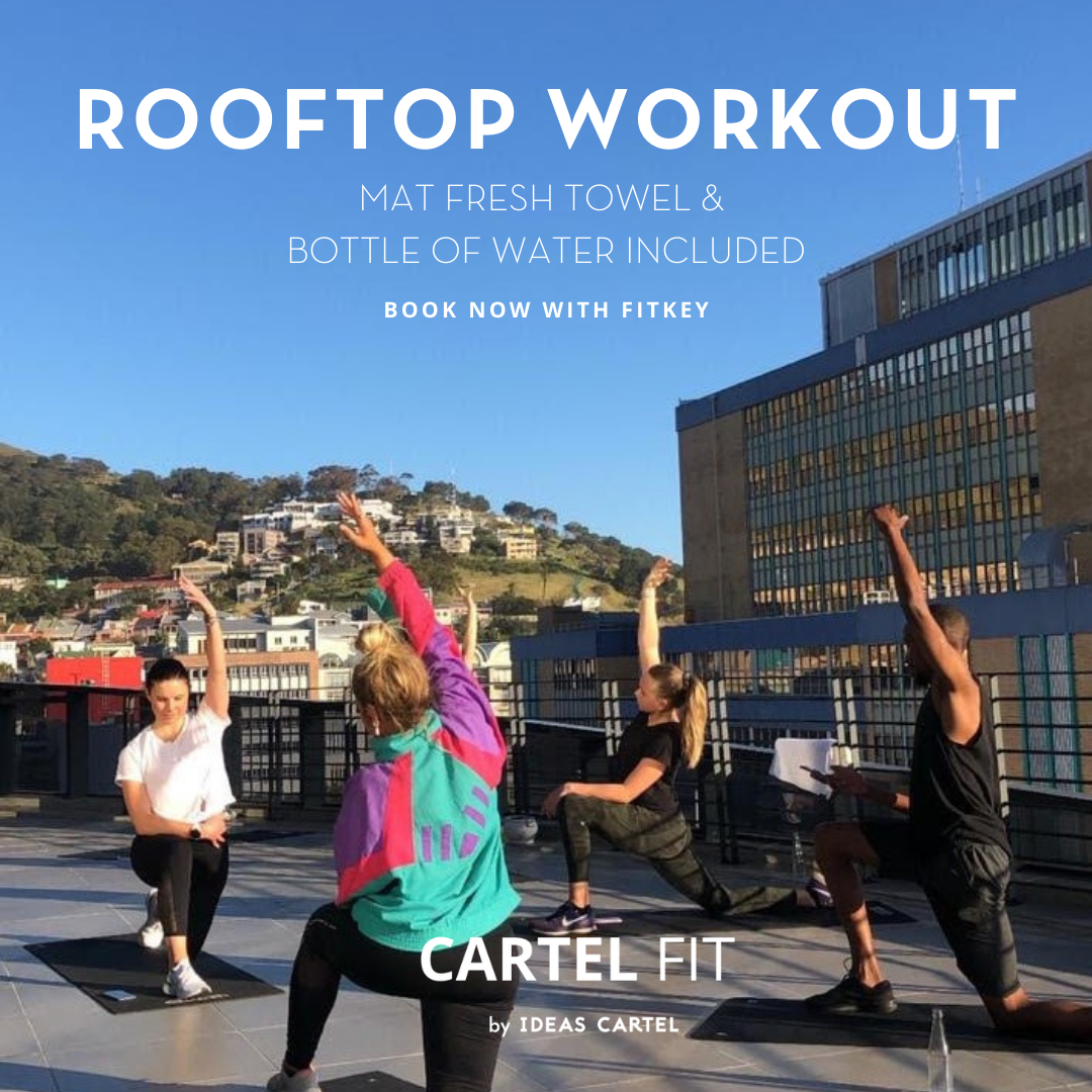 Sunset Workout - Hiit Class with Brigitte & DJ Candice