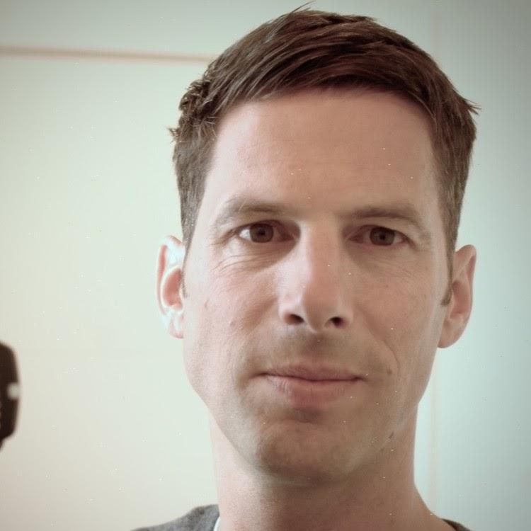 Testimonial headshot of Gabe Authier