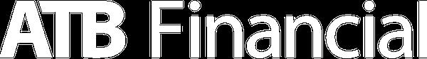 ATB Financial logo white