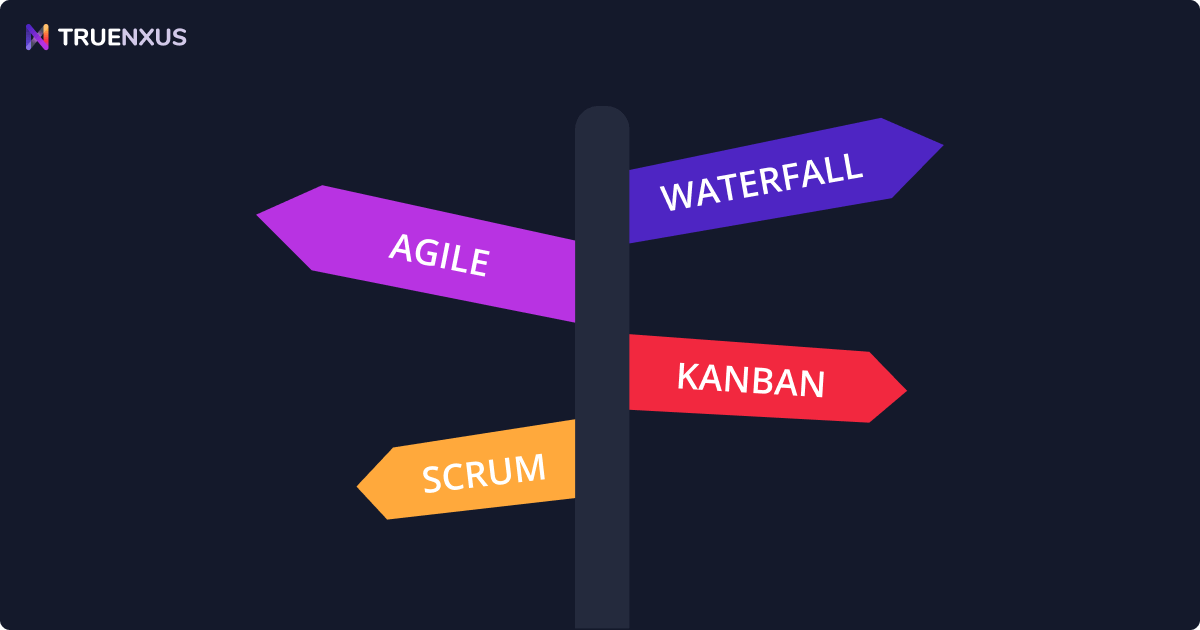 Agile vs Waterfall vs Scrum vs Kanban: What's the Difference?