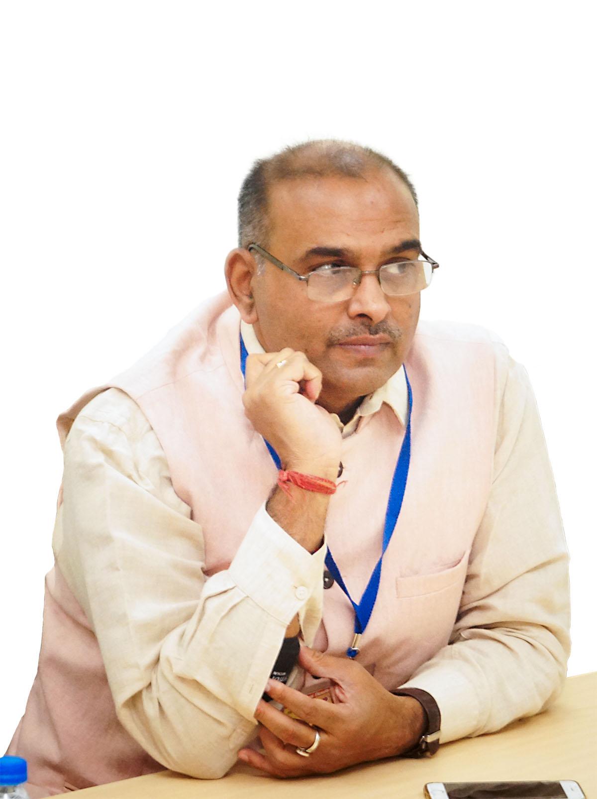 Prof Dr Vinay Kumar Pathak