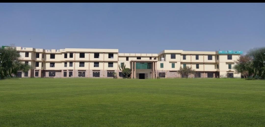 NIMT Institute of Management, Kotputli Jaipur